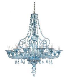 otium prigione chandelier | Found on otium-nyc.com
