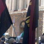 Протест на ВМРО пред ДКЕВР