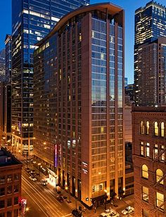 Springhill Suites Chicago Downtown River North 410 Dearborn Street Illinois United States Click N Book Hotels