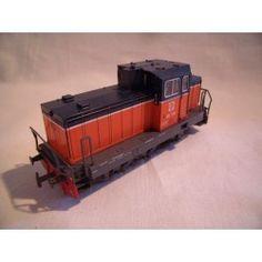 Locomotive - Märklin - 3132