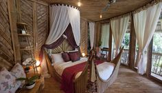 There's Some Unique Homes In The Jungles Of Bali. Can You Guess What They Are Built Of?,,GVV4-22-shannon-bedroom-riohelmi