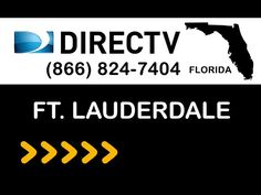 Ft-Lauderdale FL DIRECTV Satellite TV Florida packages deals and offers