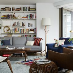 I like the layout > Joanna Goddard's House
