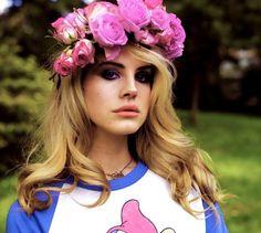 Lana Del Rey- One of my favorite singers. Love her!