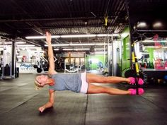 jenn fit total body workout with trx