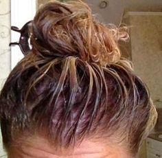 Mascarilla casera para el cabello           Si tu pelo está dañado o abierto de las puntas y no quieres ir a la peluquería a gastarte un di...