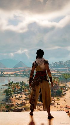 Assassin's Creed Origins | Aya of Alexandria | Amunet | The Hidden Ones | Ancient Egypt