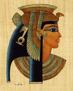 Roma se vuelve a rendir ante #Cleopatra en una Exposición. #mujer