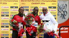 Mondiali mezza maratona: l'oro va al keniano Kamworor