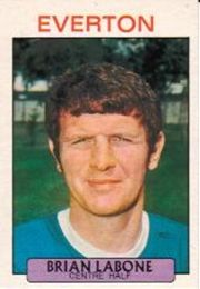 BRIAN LABONE 1971-72 EVERTON Football Cards, Football Players, Bristol Rovers, Der Club, Everton Fc, Chewing Gum, Nostalgia, How To Memorize Things, Soccer