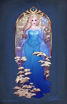 "Megan Lara: Fine Art & Illustration - ""A Kingdom of Isolation"""