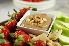 Nutella Greek Yogurt Dip -The Diary of a Real Housewife - Fun snack ideas for kids. Greek Yogurt Dips, Greek Yogurt Recipes, Fun Snacks For Kids, Kids Meals, Yummy Treats, Delicious Desserts, Sweet Treats, Appetizer Recipes, Snack Recipes