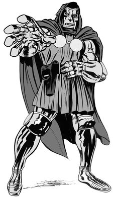 Comic Book Artist: Jack Kirby | Abduzeedo | Graphic Design Inspiration and Photoshop Tutorials