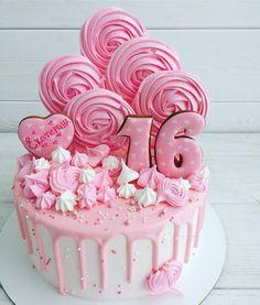 48 Ideas Birthday Cake Diy Drip For 2019 Cake Icing, Buttercream Cake, Cake Cookies, Cupcake Cakes, Little Pony Cake, Bolo Cake, Funny Cake, Cake Board, Diy Cake