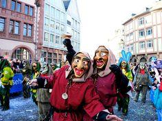 "Erstürmung des Rathauses ""Römer"" | Frankfurt Tourismus"