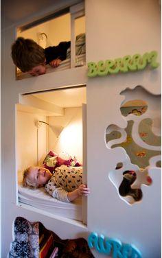 Eventyrlige børneværelser | BoligciousBoligcious