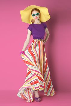 Alice + Olivia Resort 2012 - Collection - Gallery - Style.com  Summer Hot.