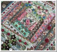 Crazy quilts by alyce