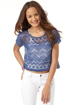 My favorite shirt right now <3 Buy it for me??  www.delias.com