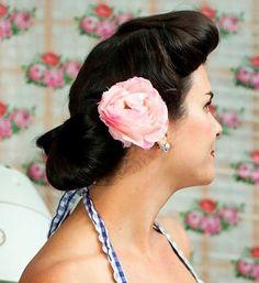 20 Elegant Vintage Updos  Hair Styles