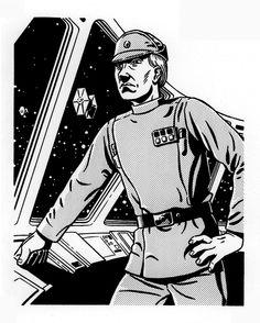 Star Wars - Captain Dor Reder by SteamPoweredMikeJ.deviantart.com on @deviantART