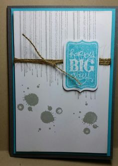 Stampin Up, Gorgeous Grunge & Chalk Talk, by Iris