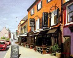 Glengariff, Co Cork - Irish Paintings