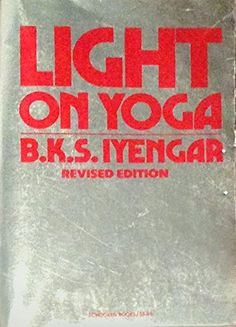 LIGHT ON YOGA -- Want additional info? Click on the image. #YogaBooks