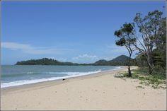 Clifton Beach facing south towards Kewarra Beach and Trinity Beach