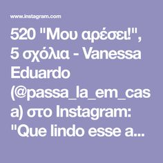 """520 """"Μου αρέσει!"""", 5 σχόλια - Vanessa Eduardo (@passa_la_em_casa) στο Instagram: """"Que lindo esse acabamento e simples de fazer!😉. . . . 👉🏽By @haticenin_cicileri . . . . #croche…"""""""