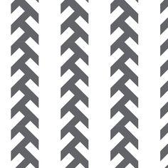 Tractor Tracks - DARK grey fabric by newmom on Spoonflower - custom fabric