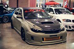 Subaru Sti. Nothing beats Asian cars!