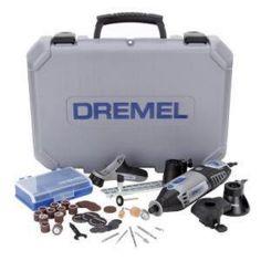 Dremel 4000 Series Corded Rotary Tool Kit $99.99