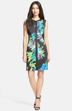 6725e942f070 Elie Tahari 'Mila' Sheath Dress available at #Nordstrom Elie Tahari Dresses,  Shop