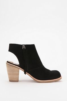 Dolce Vita Jentry Cutout Suede Ankle Boot #urbanoutfitters #boot