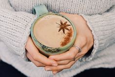 Hot Chocolate Chai with Fresh Almond Mylk Recipe by Ellie Bullen, Elsa's Wholesome Life