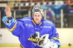 161015 Matt Dalton  ::: Anyang Halla Ice Hockey Club :::