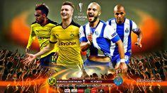 2016, football, soccer, Borussia Dortmund, FC Porto, Europa League, UEFA, Andre…