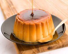 Pudim caseiro (flan au caramel portugais)