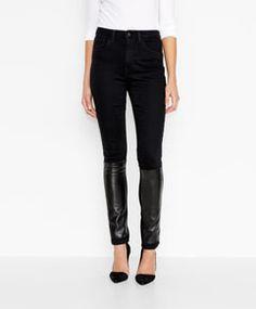 The Ringer Line 8 Jeans - Black on Black - Levi's - levi.com