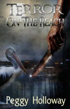Terror on the Beach by Peggy Holloway, http://www.amazon.com/dp/B004UI6H32/ref=cm_sw_r_pi_dp_9tlYsb04Z3FBZ