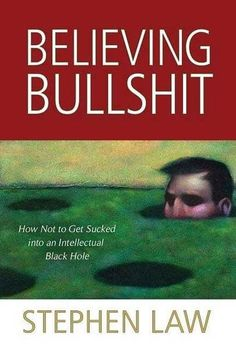 Believing Bullshit is a witty and insightful critique that will help immunize readers against the follies of poor thinking.
