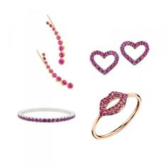 Valentine's Day Bling For Less Than $1,000 | The Zoe Report