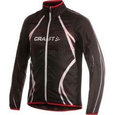 PB Featherlight Jacket - Mens Black/Bright Red/White, M Sales