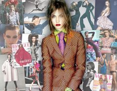 Karlie Kloss is Vogue's Top Model for 2012. She has a very unique look that works for her!