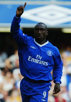 Jimmy Floyd Hasselbaink - Telstar, AZ Alkmaar, Campomaiorense, Boavista, Leeds United, Atletico Madrid, Chelsea, Middlesbrough, Charlton Athletic, Cardiff City, Netherlands.