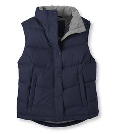i need this as i virtually live in the one i have now. Goose Down Vest: Vests | Free Shipping at L.L.Bean