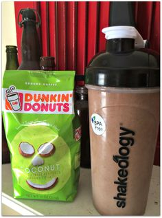no more creamer - brew this coffee the night before to add to your chocolate Shakeology in the morning!