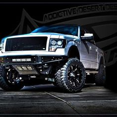BAMF. Built A Magnificent Ford.