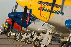 P51D's.....the true sound of freedom.